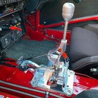 Race Spec заготовки Алюминиевый Рычаг коробка Шестерни переключения Ручка для Acura RSX Honda Civic EM2/ES