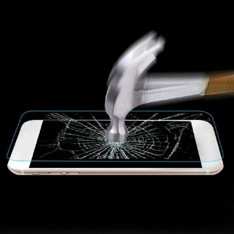 Image 3 - 2pcs For Huawei P Smart 2018 Premium 2.5D 0.26mm Tempered Glass Screen Protector For Huawei P Smart Protective Glass-in Phone Screen Protectors from Cellphones & Telecommunications