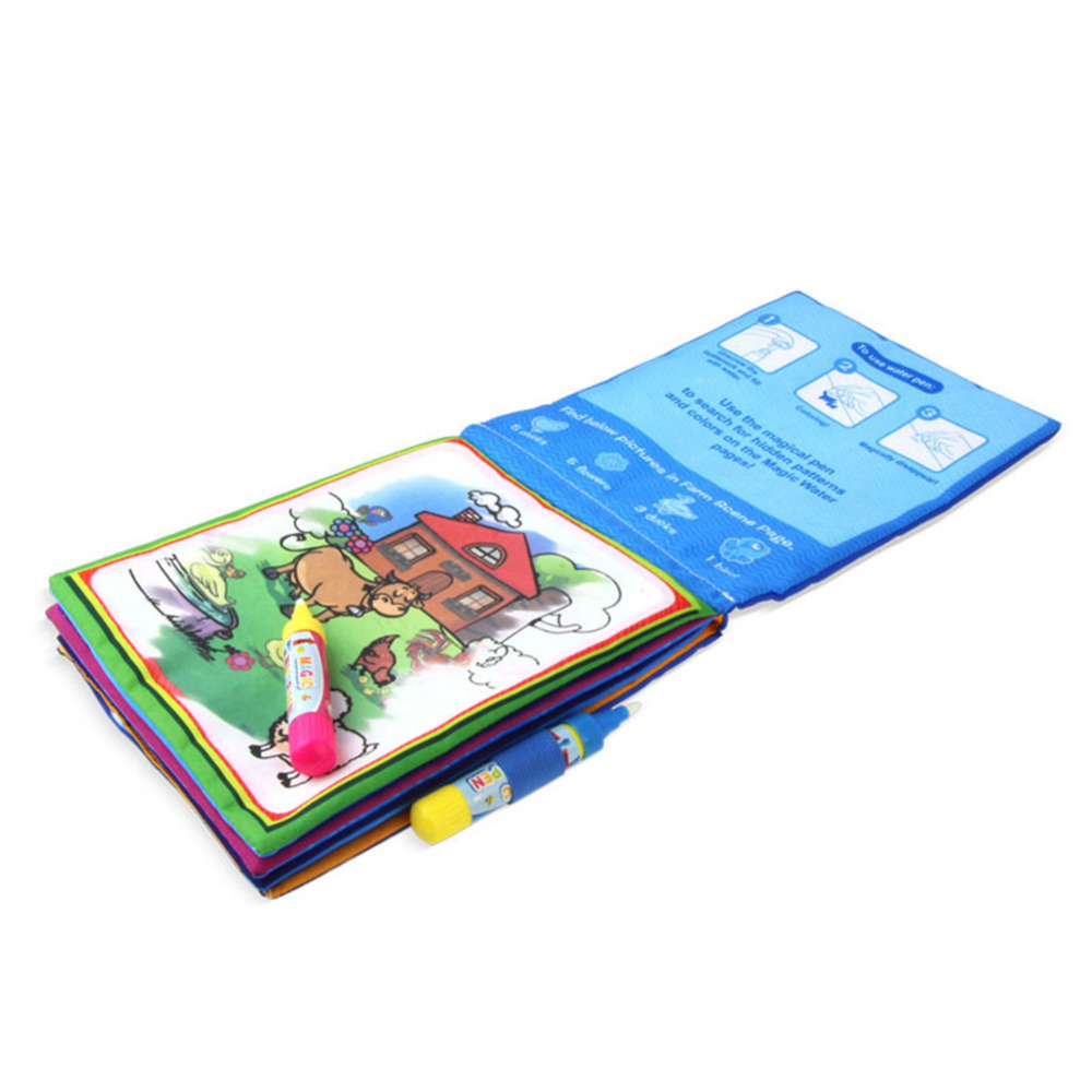 Coloring-book-Kids-Painting-Magic-Water-Drawing-Book-Coloring-Book-Water-Drawing-Book-Doodle-for-kids-Children-Early-Education-5