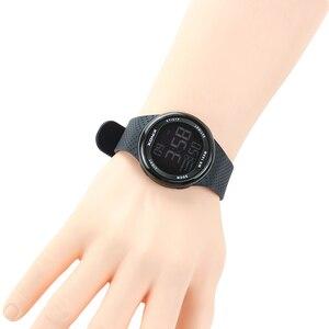 Image 4 - Reloj de pulsera Digital LED para Hombre, Reloj de pulsera deportivo para Hombre, marca de lujo, 100M