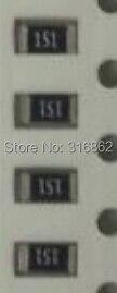 1206 SMD Резистор Комплект 1% 1206 10R 1206 10OHM 500 ШТ./ЛОТ Металл Резистор Ассорти Образцы комплект