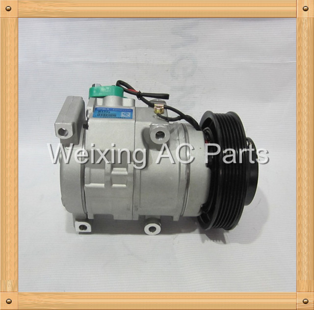 10S17C Vehicle air conditioner compressor for Honda Accord 3.0 3810-PLC-006 2003-2007