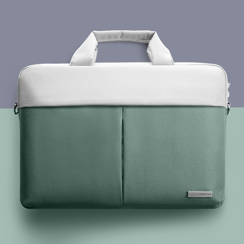 15.6 inch Man Women Travel Notebook Handbag Waterproof Laptop Sleeve Bag Case For Macbook Lenovo HP ASUS Dell Busines Briefcase