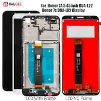 "Pantalla para Honor 7A 5,45 ""DUA-L22 Lcd pantalla táctil de reemplazo para Honor 7S DUA-LX2 L02 pantalla probada LCD versión RU"
