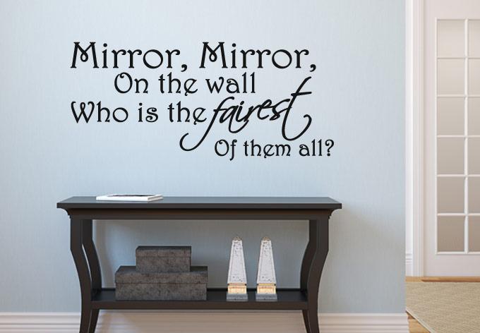 Slaapkamer Muur Quotes : Nieuwe ontwerp muurtattoo woonkamer quotes spiegel op de muur