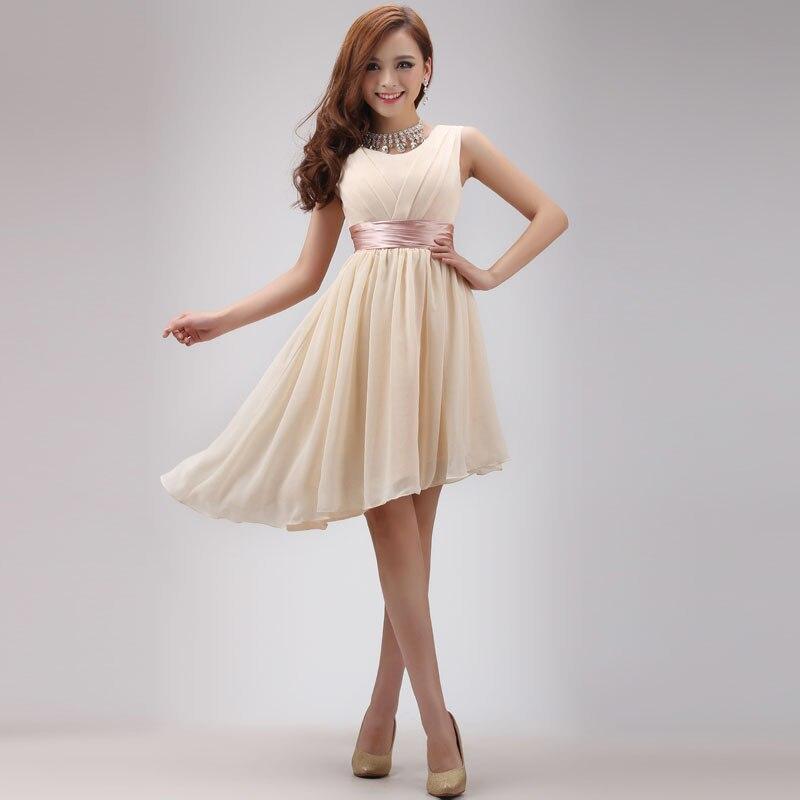 Chiffon Short Dress | But Dress