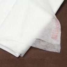 5 м/лот (5.4 ярдов) Lightweight Non-Woven Fusible Interlining Ткани Одежды Швейные DIY Аксессуары