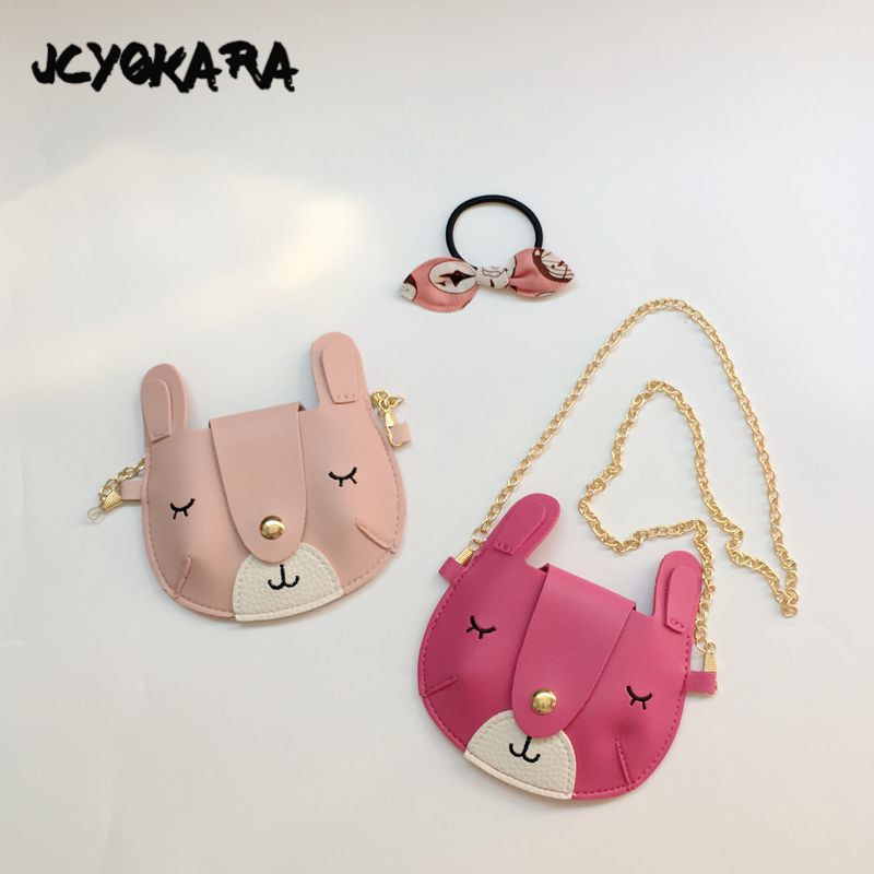 1pc New Hottest Small Cat Messenger Bag For Kids Baby Girls Cute Cat Coin Purse Mini Shoulder Children Small Bag Kids & Baby's Bags Purses & Wallets