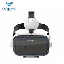 Bobo vr z4ที่สมจริง3d vrแว่นตาแว่นตาเสมือนจริงvrชุดหูฟังสำหรับiphone xiaomi redmiฯลฯ4.7-6.2นิ้วมาร์ทโฟน
