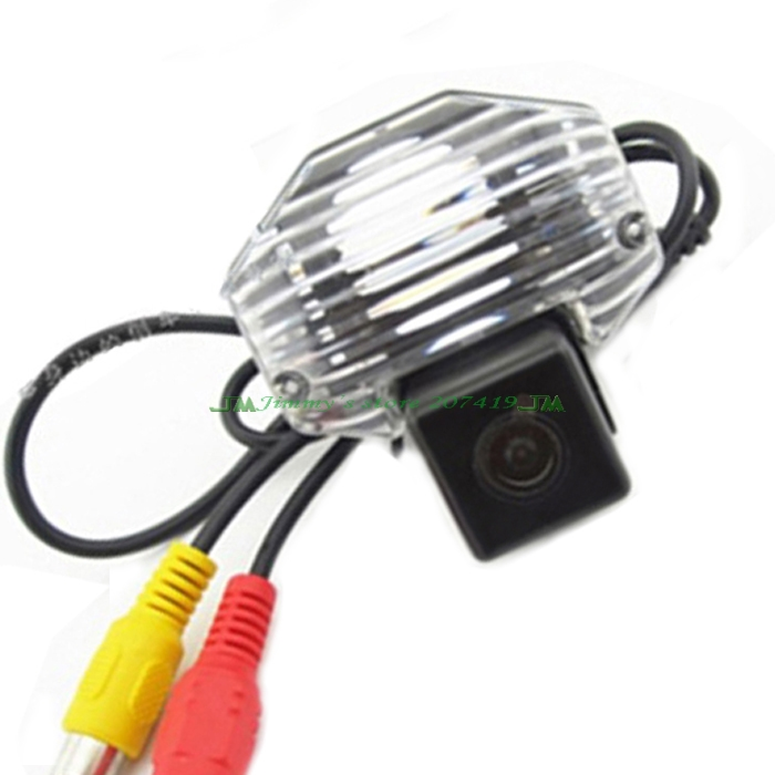 CCD HD ראיית לילה מכונית אחורית צפה - אלקטרוניקה לרכב