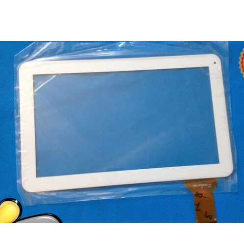 "White/Black New Capacitive touch screen panel For 10.1"" MPMAN MPQC1010 MPQC 1010 Tablet Digitizer Glass Sensor Free Shipping"