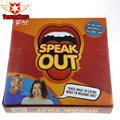 IN STOCK 1 Pcs Popular Speak Out Game Best Selling Board Game Interesting Party Game For Family Game Christmas Toys Funny Toys