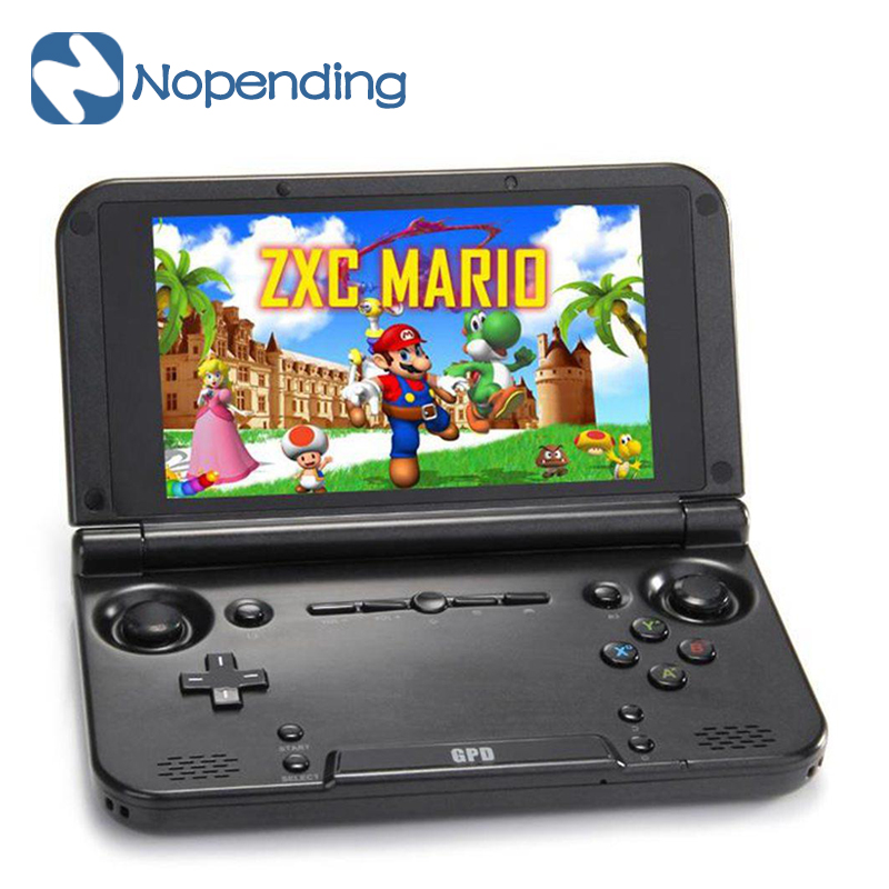 NEW GPD XD Plus Android 7.0 Gamepad Tablet PC 4GB/32GB MT8176 Quad Core 2.1GHz Handled Game Console H-IPS 1280*720 Game Player original gpd xd android4 4 gamepad tablet pc 5 2gb 32gb rk3288 quad core 1 8ghz handled game console h ips 1280 768 game player