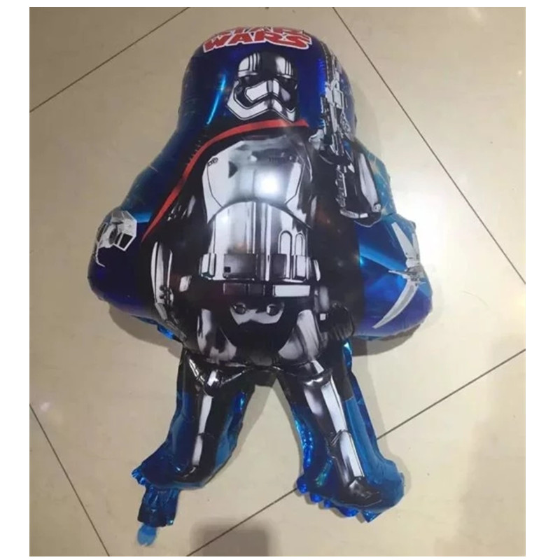 wholesale Star war foil balloons  inflatable balon children Classic toys birthday balloon party  decorations