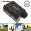 Handheld Digital Laser Rangefinder Telescope Distance Meter Measure Golf Range Finder With Li Ion Polymeter Battery
