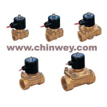 """G"""" 2W500-50-NO воды электромагнитный клапан 2 W(UW) из нержавеющей стали серии нормальный открытый(нет"""