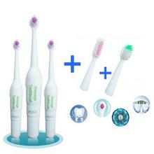 Waterproof Electric Toothbrush for Kids Vibrator Non Slip Electric Toothbrush With 2 Extra Brush Heads Oral Care Tooth Brush цены