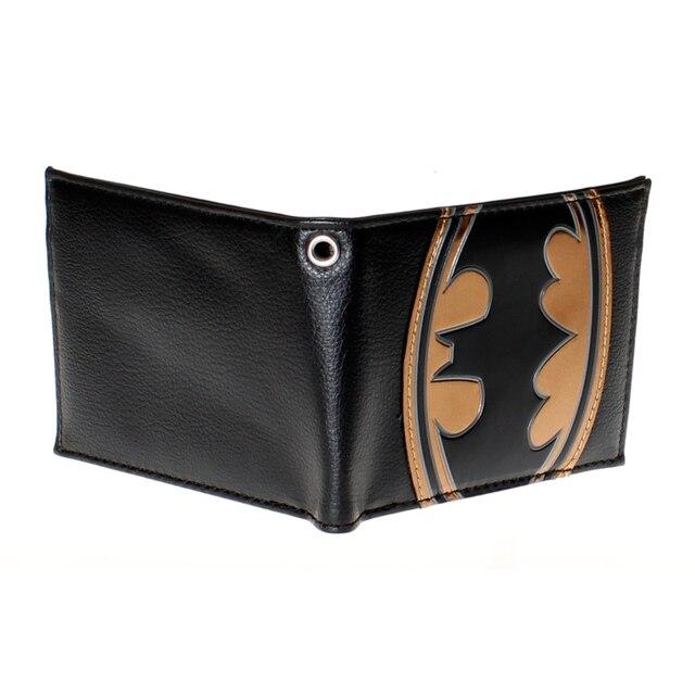Бумажник с логотипом Бэтмен модель № 1 2
