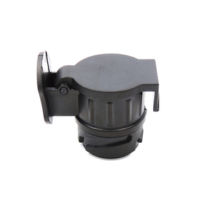 Image 5 - Waterproof 13 to 7 Pin Plug Trailer Truck Electric Adapter Towbar Towing Socket