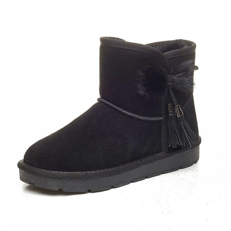 bbd44d914 Invierno-nieve-botas-de-cuero-mujer-tubo-corto-de-algod-n-caliente-zapatos-de-fondo-plano.jpg