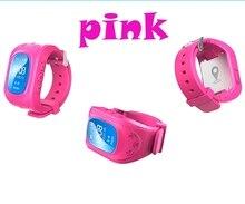 Girl Kids Student Cute Leather Sports Analog Wrist Watches Smart watch Children Kid Wristwatch GSM GPRS GPS Locator