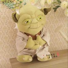 Peluche Star Wars Character plush toy Yoda Soft Stuffed Plush Doll