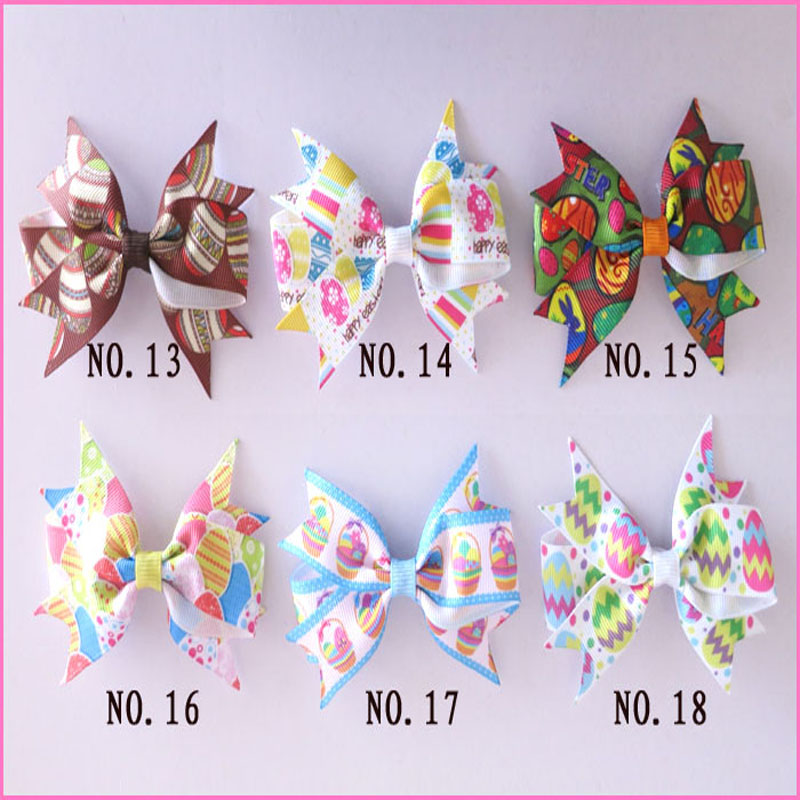 """Mermaid Hairbow Clip #248 Wholesale Baby 50 BLESSING Good Girl Boutique 3.5/"""" A"""