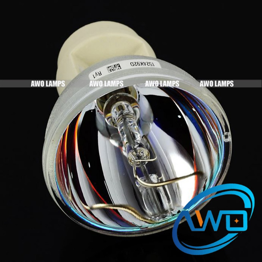 AWO 100% Original Projector Bulb BL-FP230H / SP.8MY01GC01 P-VIP230W for OPTOMA GT750E GT750 Projectors awo original projector lamp 20 01501 20 projector lamps p vip230w inside for smartboard 480i5 880i5 885i5 sb880 slr40wi uf75