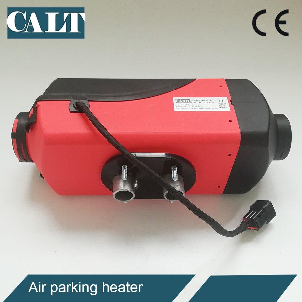 Pas cher 3kw Air Diesel Parking Chauffe-12 volts avec bouton/télécommande Chauffage et Ventilateurs pour Voiture Bus Camion