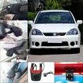 Car Dash Cam APP Control Car Wifi DVR Driving video recorder Novatek 96658 WDR Dual Camera Car Black Box For Suzuki liana