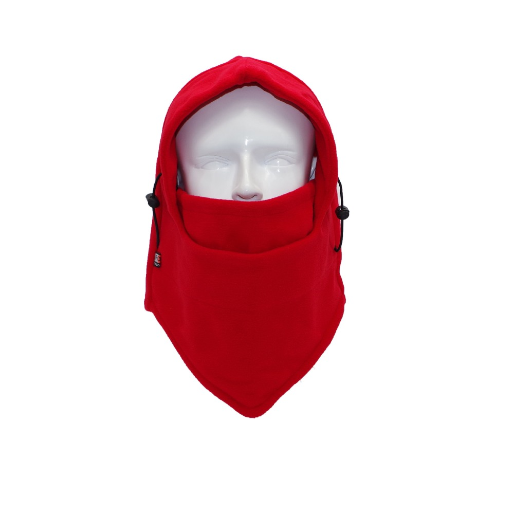 Masked men RED for men winter warm Fleece,scrunchies,trasher,hat male winter,balaclava,winter scarf,Wargame Special Forces Mask