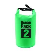 2L 3L 5L водонепроницаемые сумки сухой мешок водонепроницаемость для наружного Каяка каноэ-Рафтинг вверх мешок