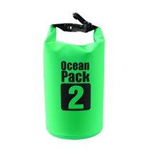 2L 3L 5L sacs imperméables sac sec résistant à l'eau pour Kayak extérieur canoë Rafting poche en amont