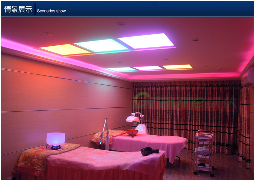 luz de teto para sala 600 mm integracao lampada 02