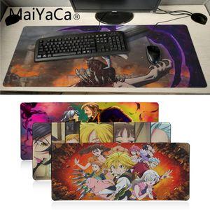 MaiYaCa Nanatsu no Taizai Seven Deadly Sins Japan anime Настольный коврик для мыши игровая подкладка для коврика для ноутбука блокнот