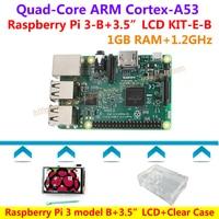 Raspberry Pi 3 Model B 3 5 Touch Screen Stylus Clear Case Raspberry Pi 3 Model