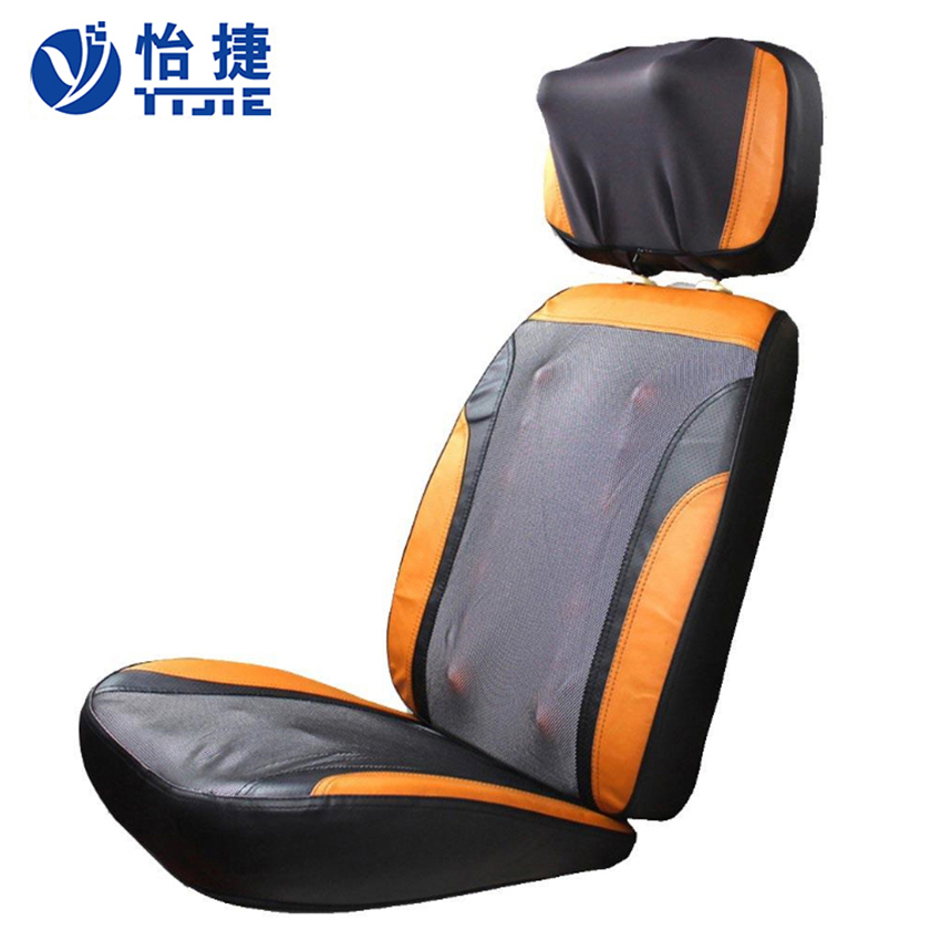 Yijie Russian Full Body Massage Device Neck Massage Cushion Full Body Massager Car -6480