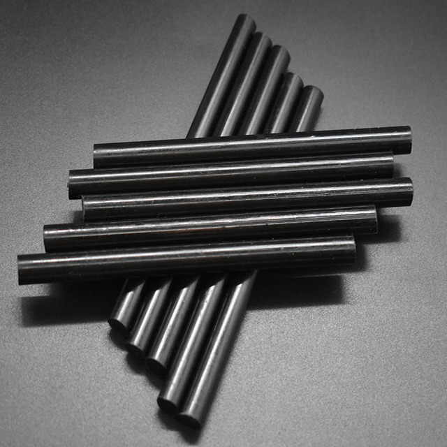 10 Pcs Black Color 7MM Hot Melt Glue Sticks For Electric Glue...
