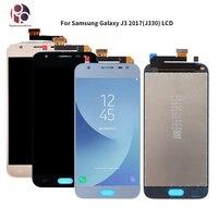 Original 5.0'' IPS For Samsung Galaxy J3 2017 LCD J330 J330F J330G Display Touch Screen Digitizer For Samsung Screen SM J330FN