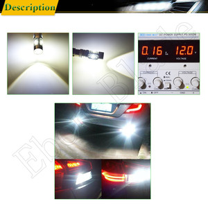 Image 5 - 2Pcs High Power Canbus Error Free White BAY9S H21W 64136 XBD 25W Auto LED Lights Reverse Parking Bulb Lamp Car Styling 12V DC