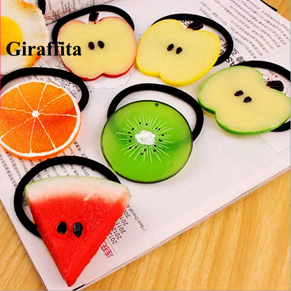 Giraffita Hair Accessories Girl Women Elastic Hair Band