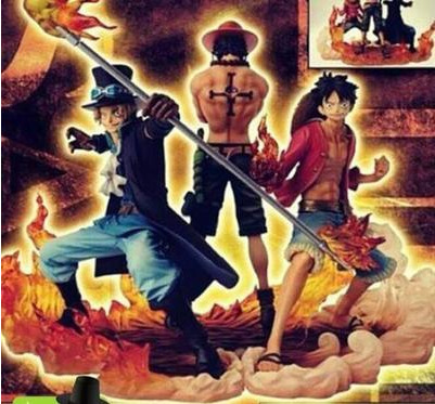 One piece collectors action figure toys 1