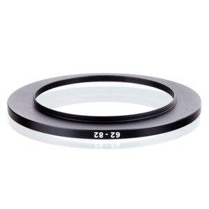 Image 2 - original RISE(UK) 62mm 82mm 62 82mm 62 to 82 Step Up Ring Filter Adapter black