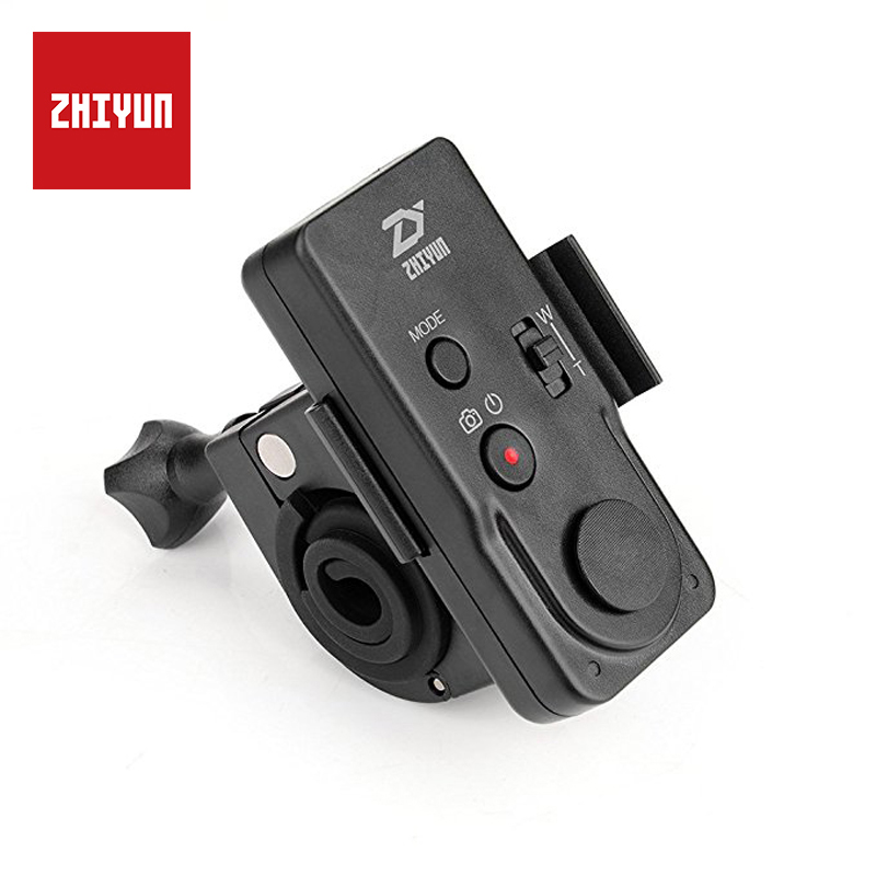 Zhiyun ZW-B02 Wireless Thumb Controller for Zhiyun Crane Crane-M Smooth 4 Smooth 3 Smooth-Q Rider-M Gimbal Stabilizer цена