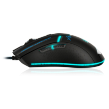 Wired Gaming Mouse 6 Buttons 3200DPI X8 4 Colors