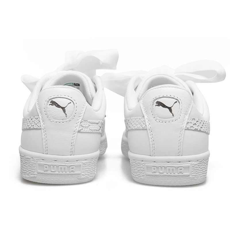sports shoes 746ec 07527 Original New Arrival 2018 PUMA Basket Heart Oceanaire Women's Skateboarding  Shoes Sneakers