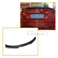 Vorstiner StyleRear Wing For BMW F32 Carbon Spoiler 4 Series 420i 428i 430i 2 Door Coupe Carbon Fiber Rear Trunk Spoiler 2014 UP