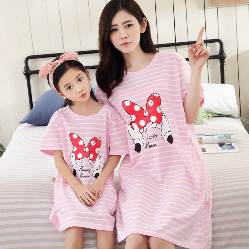 Mother And Daughter Pajamas Family Matching Pajamas Mom