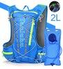 Blue backpack 2L