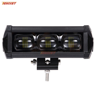 Newest 6D Lens 30W 60W 90W 120W 150W 180W 210W 240W Single Row Light Bar For
